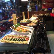 Quầy Buffet Shi của Kichi