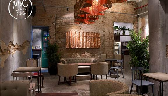 M2C Cafe - Modern Meets Culture
