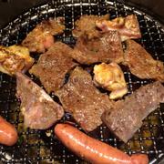 Thịt nướng trên bếp