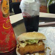 fish burger #drthanhmonquasuckhoe