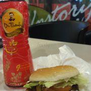 teriyaki burger #drthanhmonquasuckhoe