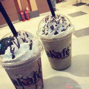 Mình order 2 ly Cookie N Cream và Matcha Latte, mình rất ưng ý