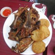 Chân cánh gà nướng