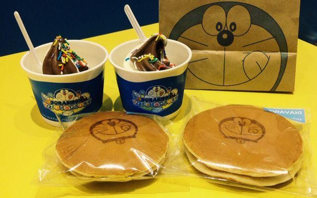 Doraemon Tofu Factory - AEON Mall