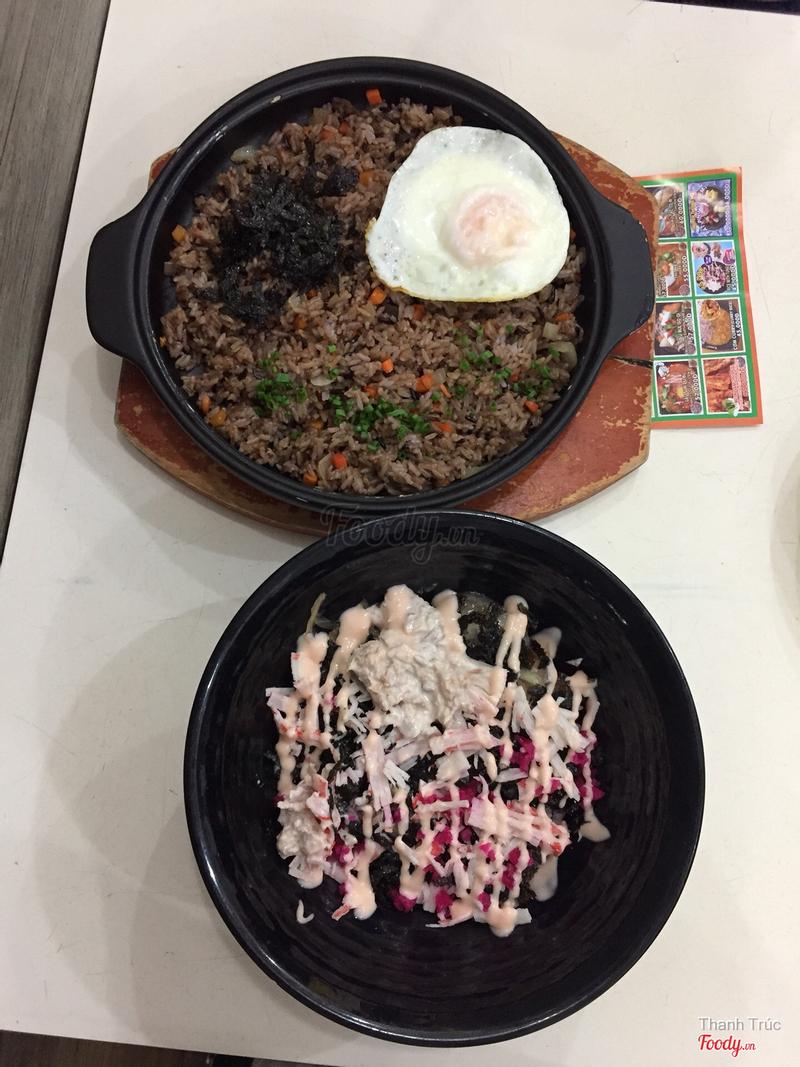 Cơm Bò Bolgogi Bokkum + Cơm cá ngừ