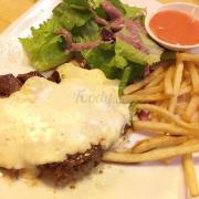 Beef Steak sốt phomai