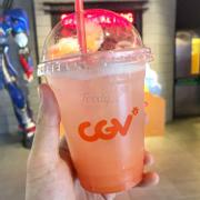 Soda ổi hồng cam đào