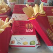 phần ăn Big Mac nè...
