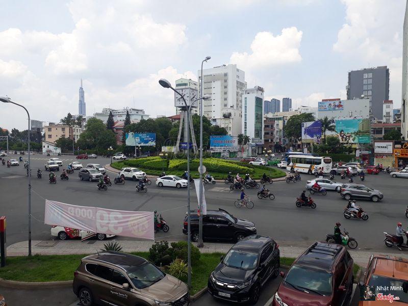 View outside lầu 1