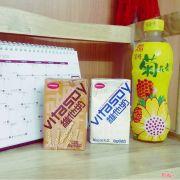 Sữa đậu nành và trà mật ong hoa cúc nhập từ Hongkong