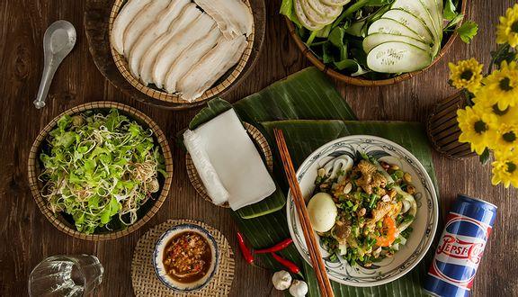 Mì Quảng Bà Mua (B. Mua) - Trần Bình Trọng
