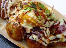 Okonomiyaki - Bánh Xèo Nhật - AEON Mall
