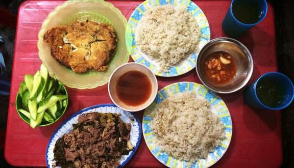 Cơm Rang Dưa Bò Bà Dung
