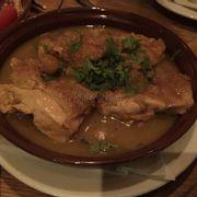 Mình k nhớ tên cái này nên tạm gọi là indian chicken rice