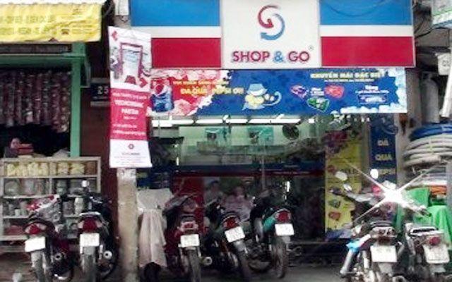 Shop & Go - Nguyễn Công Trứ