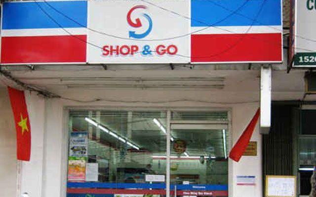Shop & Go - 152B Trần Hưng Đạo