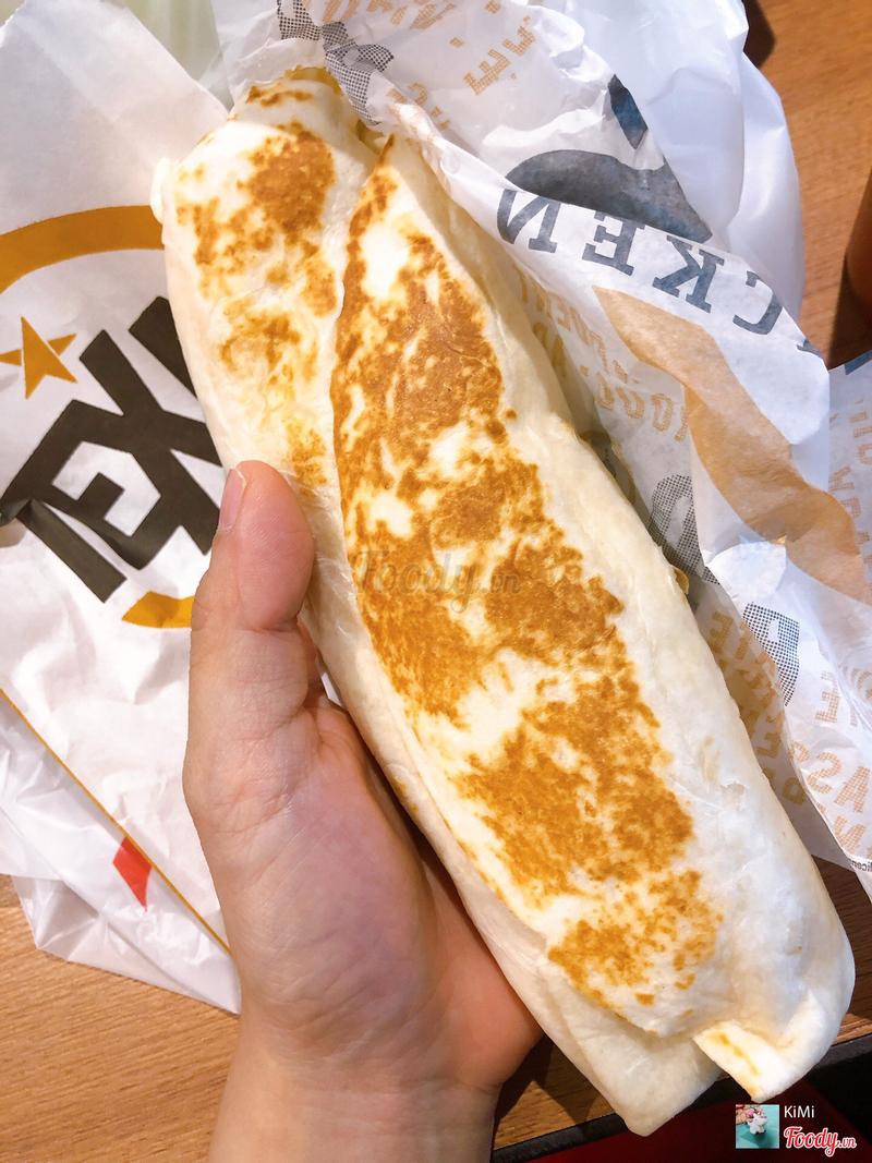 Tex Wrap