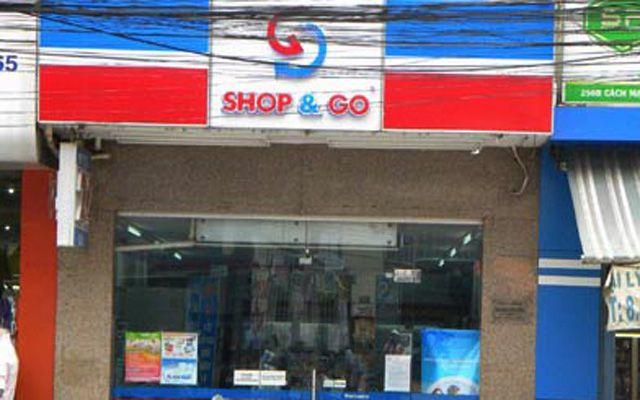 Shop & Go - Cách Mạng Tháng 8
