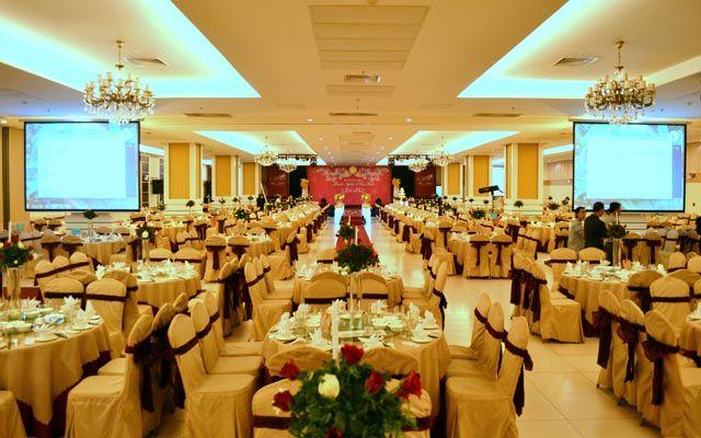 Hera Palace - Trung Tâm Tiệc Cưới