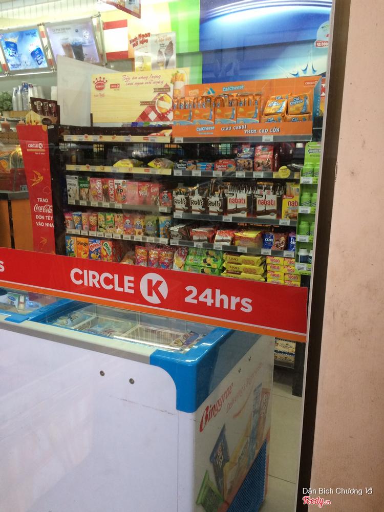 Circle K - Nguyễn Kim ở TP. HCM