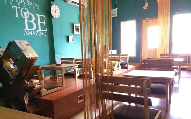 Nâu Cafe - Trần Văn Hoài