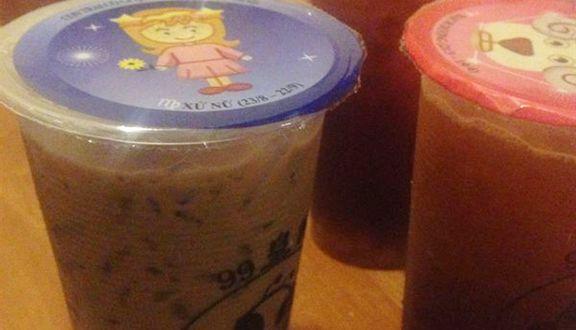 99 Hoàng Trà - Hồng Trà Sữa