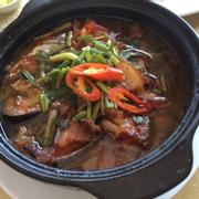 Ăn trưa: Cá kho