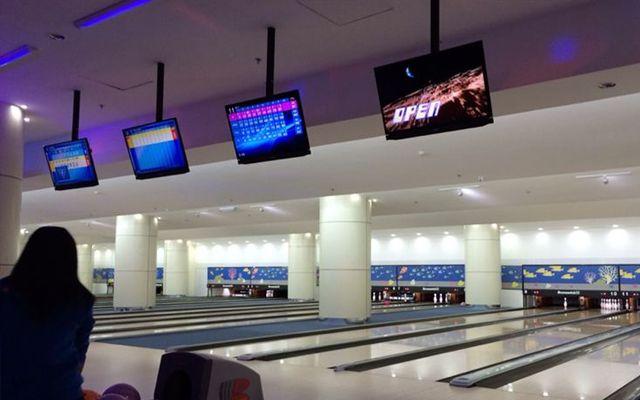 Bowling Dream Game - AEON Mall