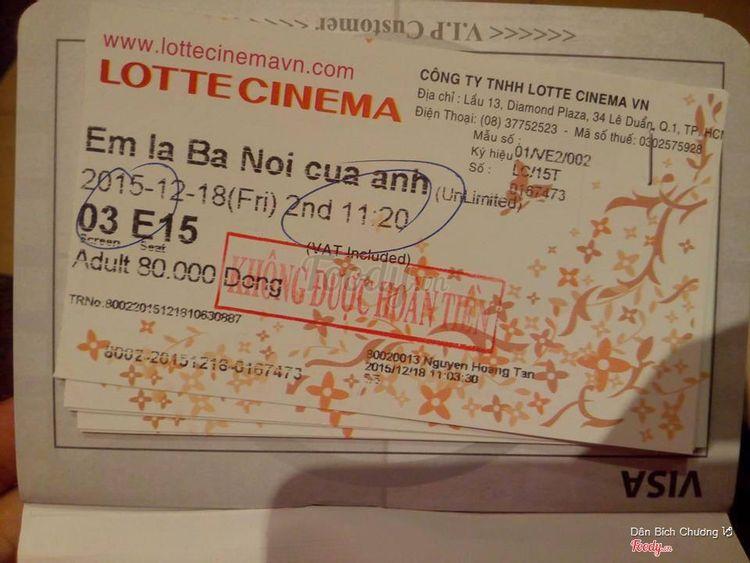 Lotte Cinema - Diamond Plaza ở TP. HCM
