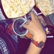 Just #movie and a little #popcorn w bae )))