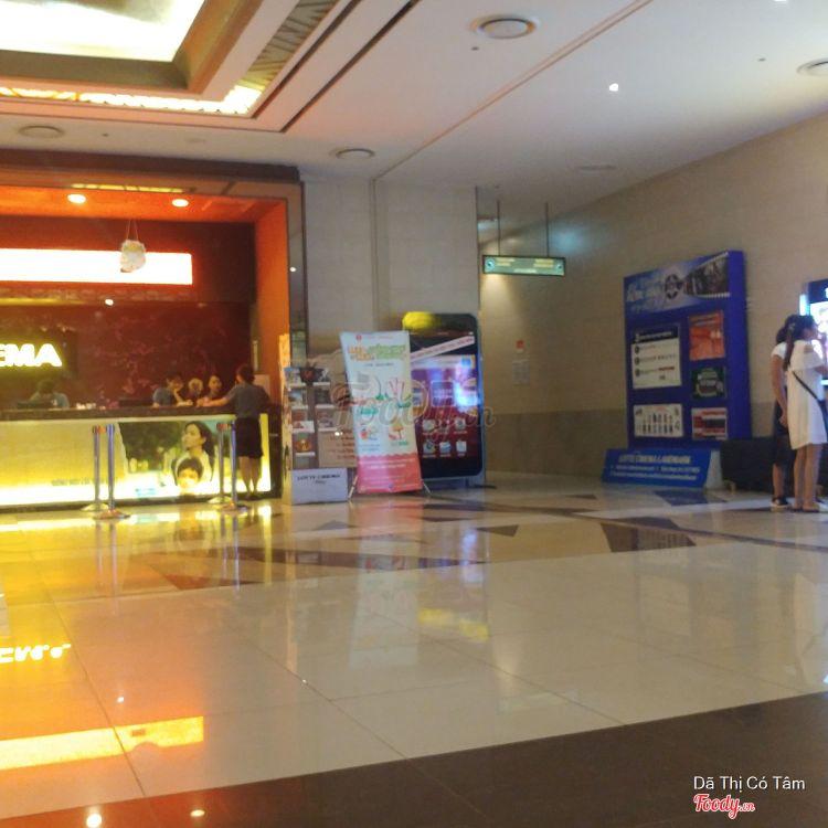 Lotte Cinema - Keangnam Landmark ở Hà Nội