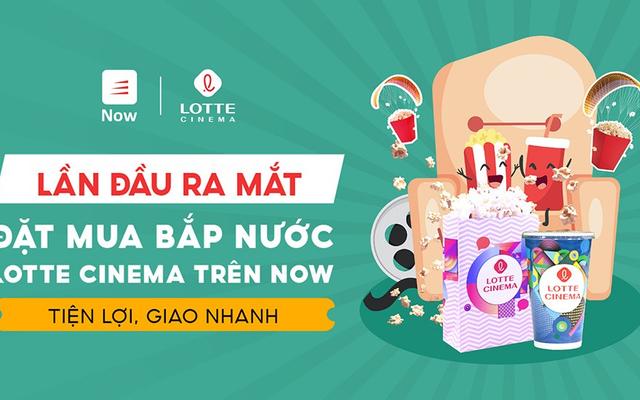 Lotte Cinema - Maximark