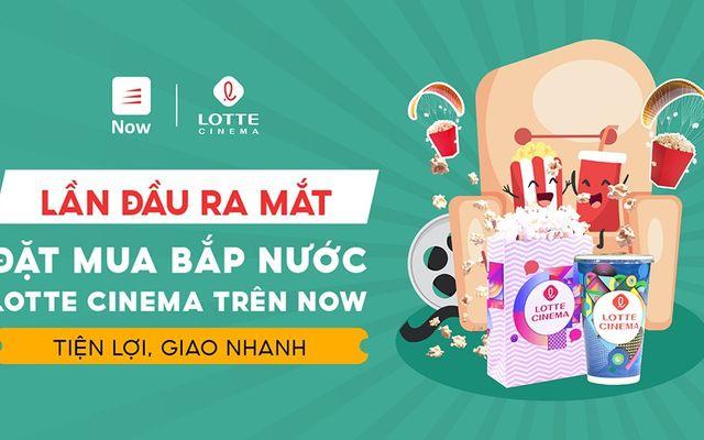 Lotte Cinema - Lotte Mart Bình Dương