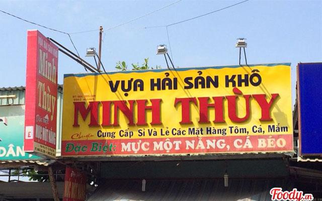 Minh Thùy - Vựa Hải Sản Khô