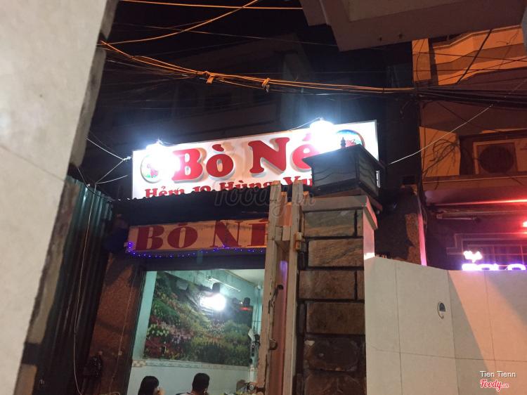 Bò Né Hùng Vương ở Khánh Hoà