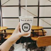 Olong Milk Tea