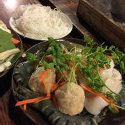 Thức ăn nhúng lẩu