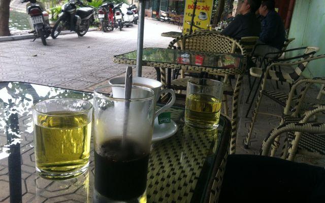 Đồng Đội Cafe