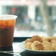 Combo Juice + Coconut Cookies