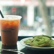 Combo Juice + Matcha Cookies