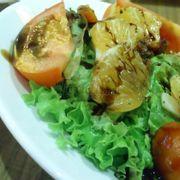 salad cam đỏ