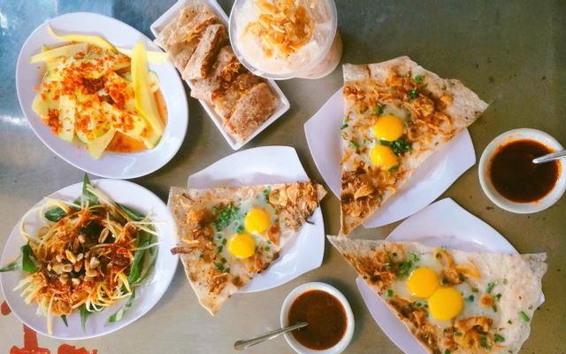 Bánh Tráng Kẹp Dì Hoa