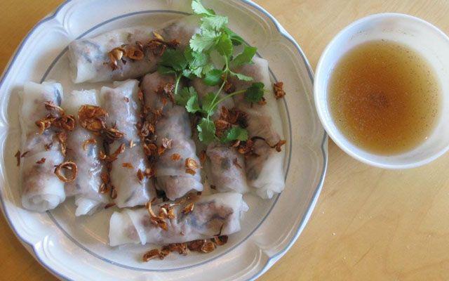 Bánh Cuốn - Phan Bội Châu