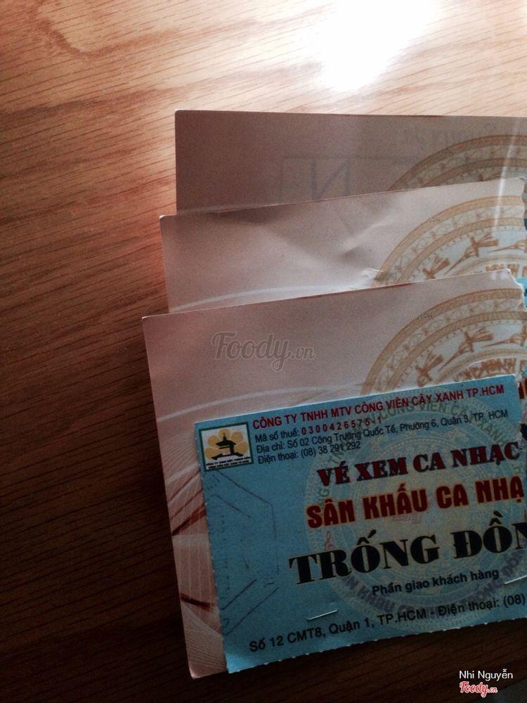 Sân Khấu Trống Đồng ở TP. HCM