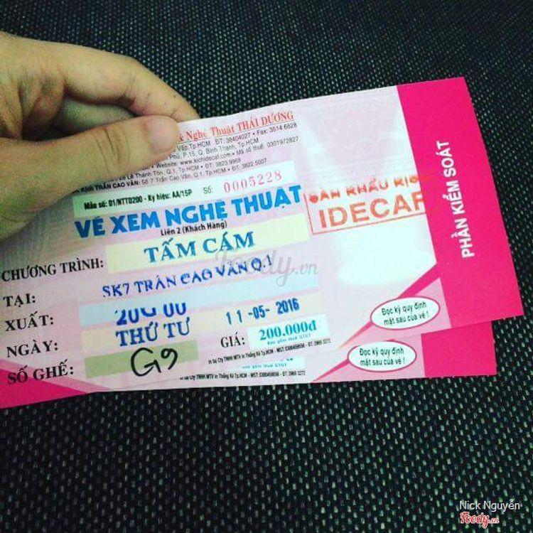 Sân Khấu Kịch IDECAF ở TP. HCM