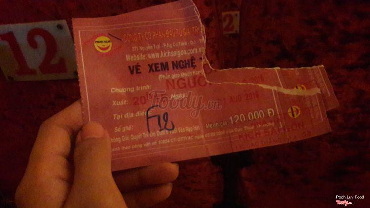 Sân Khấu Kịch Sài Gòn - Nhà Hát Đại Đồng ở TP. HCM