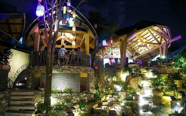 Miền Thảo Mộc - Cafe Sân Vườn