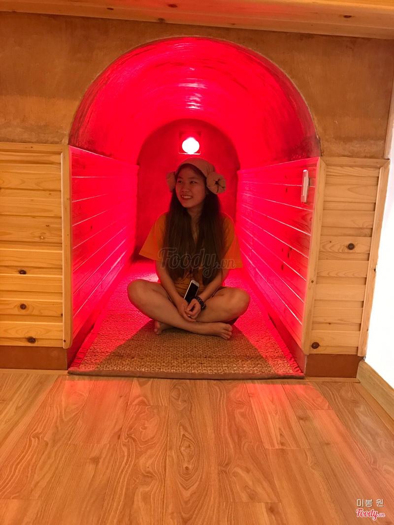 Phòng tia hồng ngoại