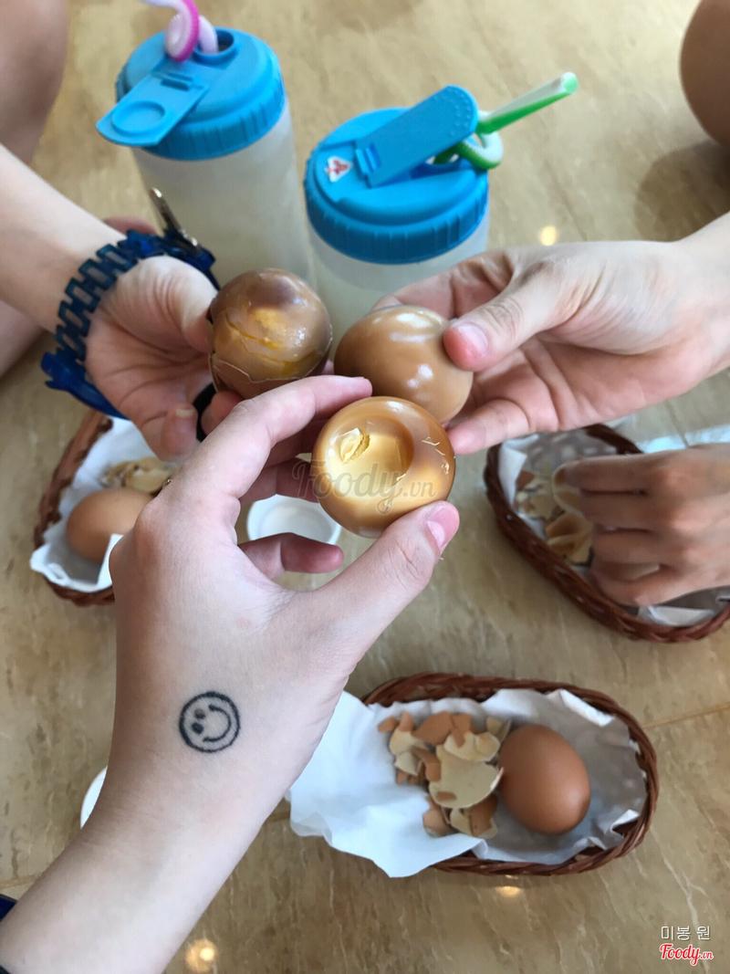 Trứng nướng