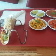Crispy Tacos w Salsas